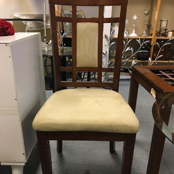 #1261 Single Dining Chair $5