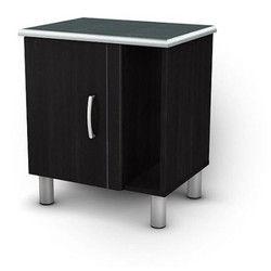 #467 Black End Table $55 (2 Available)