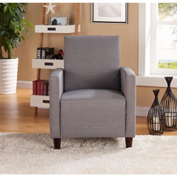 #123 Gray Accent Chair $140 (2 Available)