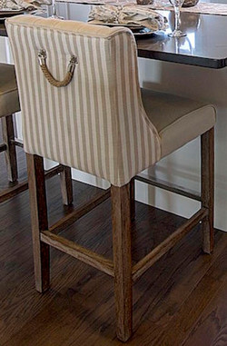 #883 Yellow Counter Chairs (Set of 2) $170