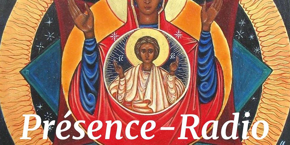 Présence Radio - Série sur le Tantra du Christ
