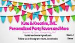 Kute and Kreative Digital Business Card.