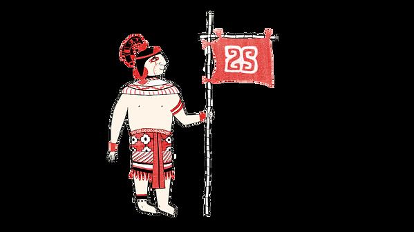 25 AZTEC