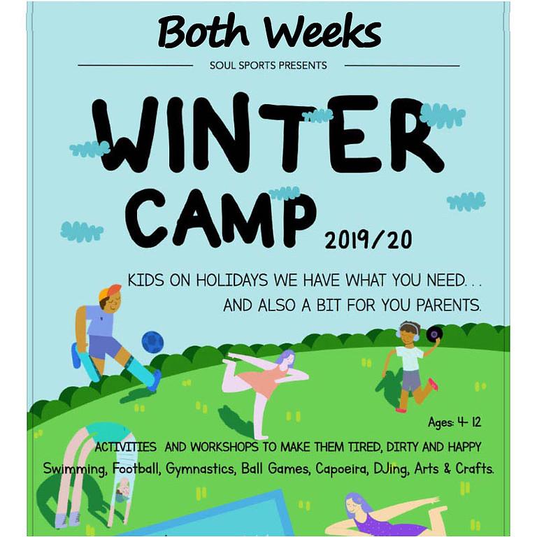 2019/2020 Winter Camp Both Weeks