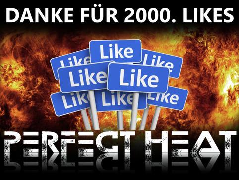 2000. Facebook-Likes