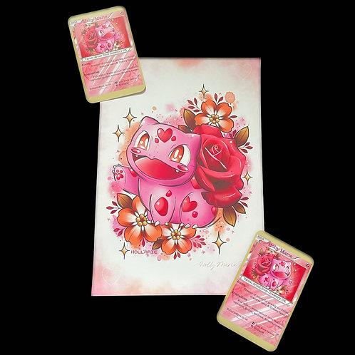 Rose Budasaur