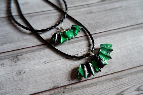Vampire Bracelet x Necklace Set