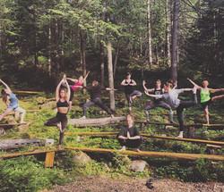 Les femmes de la forêt