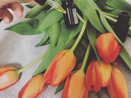 Le printemps de ta vie, version huiles essentielles