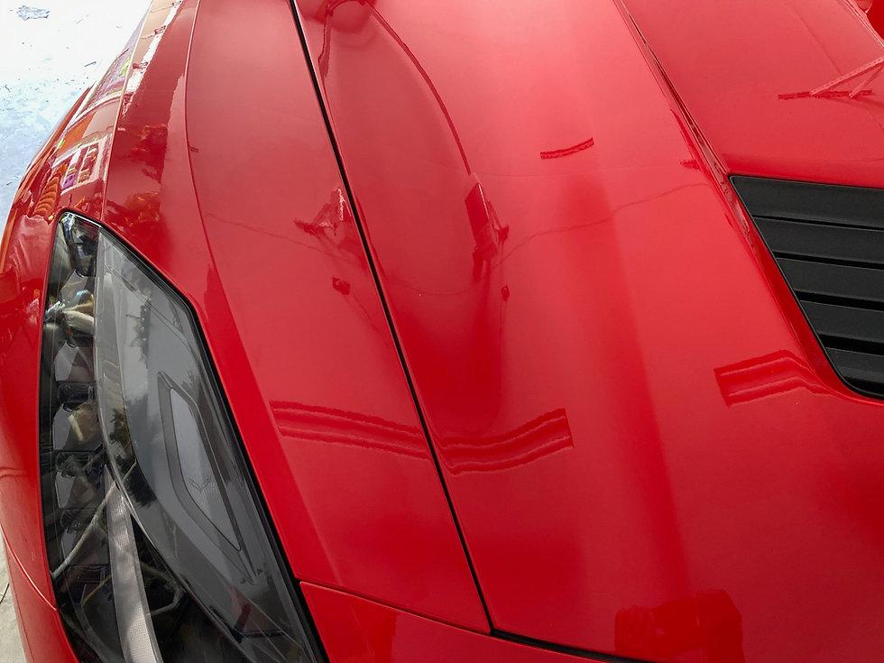 Corvette 3M Xpel Suntek