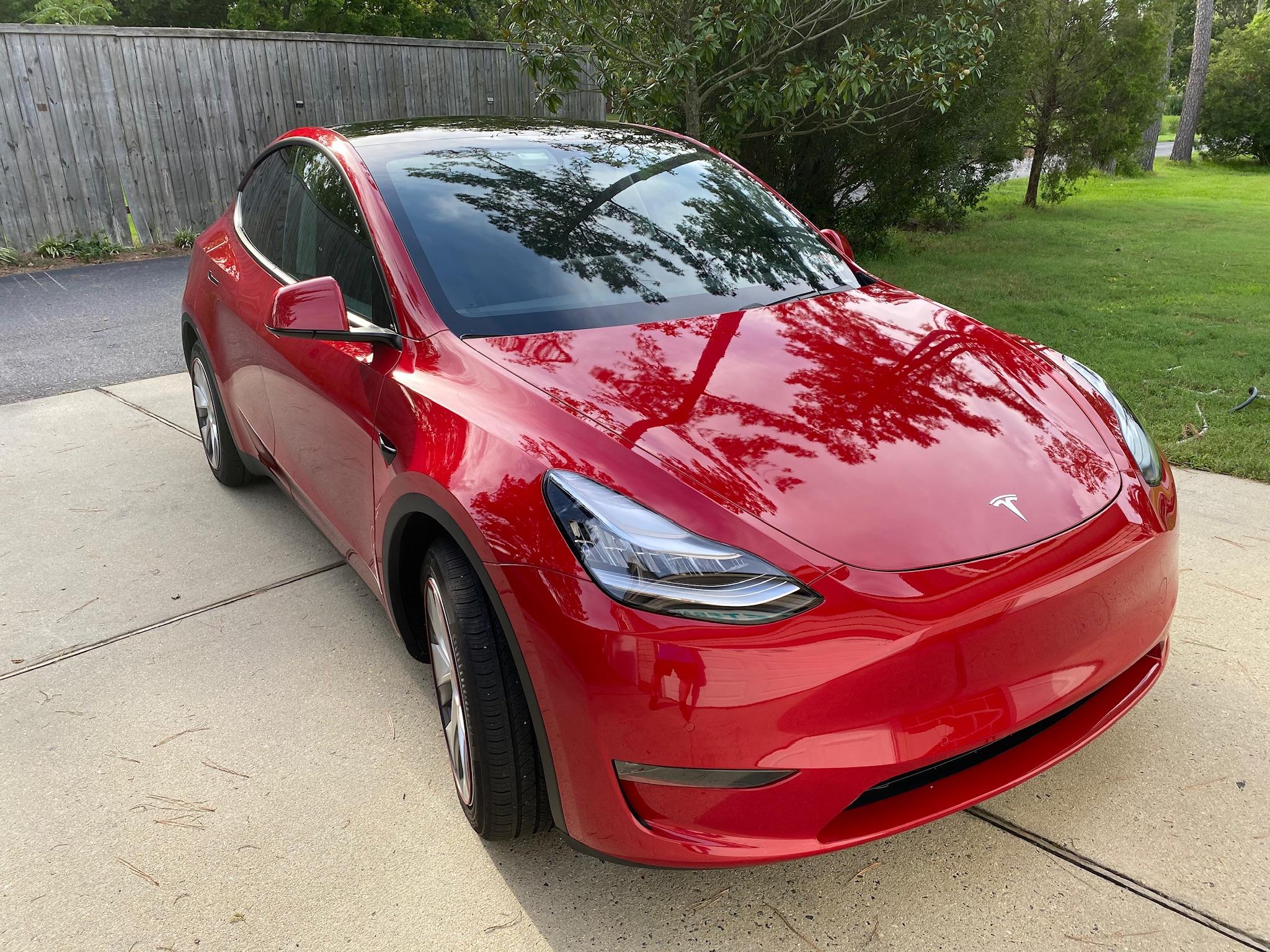 Tesla Model Y Miyabi & ISM
