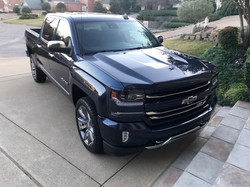 2018 Chevy Centennial Ceramic Gloss