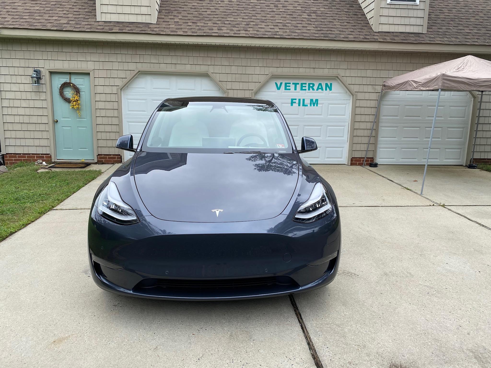 Tesla Model Y Kamikaze gloss