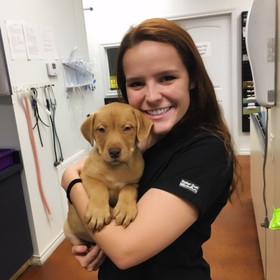 Claire, Veterinary Technician
