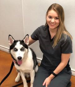 Dana, Veterinary Technician