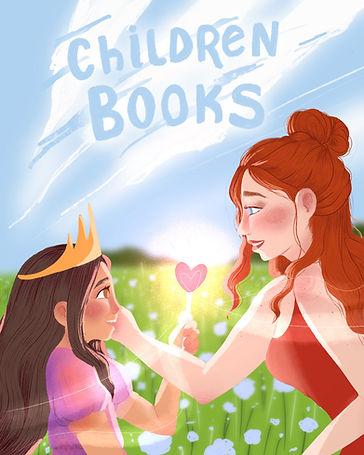 Children books, libros infantiles