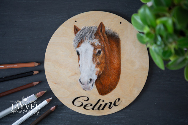 Celine, Plywood 20cm