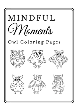 Owl Mindful Moments Coloring Pages.png