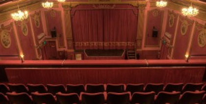Ghost Hunt At The Haunted Savoy Theatre Monmouth 25/09/21
