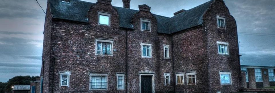 Ghost Hunt At Gresley Old Hall 16/01/21