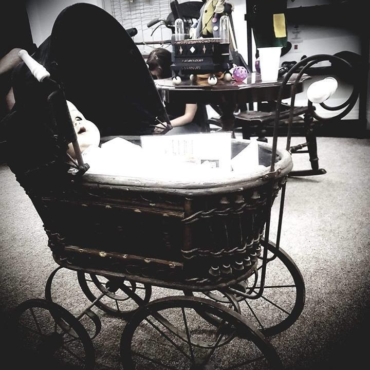 Paranormal Research Centre and Haunted Antiques Museum (1)