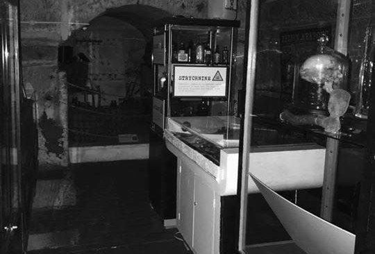 The Haunted Museum & Old Cinema Nottingham