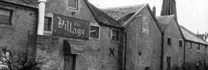 Ghost Hunt At The Village  Mansfield 16/10/2021