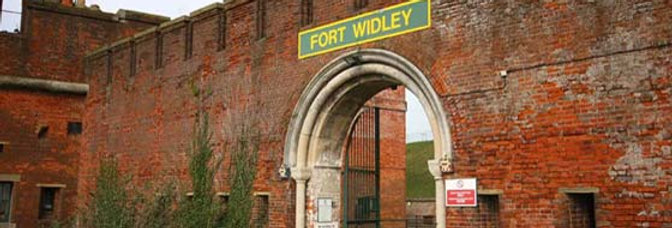 Ghost Hunt AtThe Very Haunted Fort Widley 12/06/21