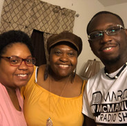 Me, my Taniesha and my mom