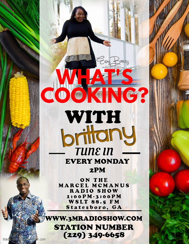 Whats cooking with Brittany - Made with