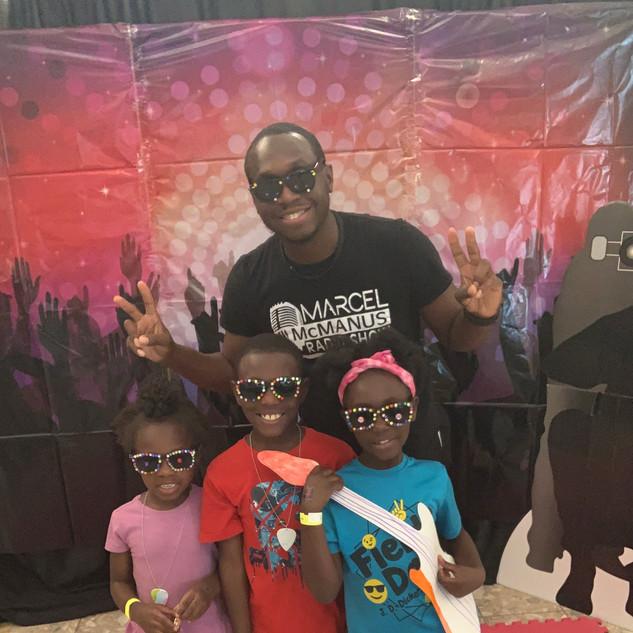 Me and my kids!!