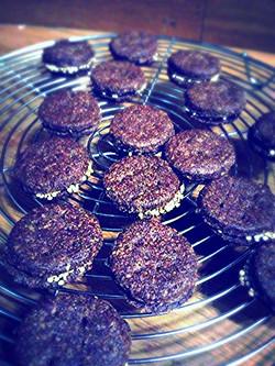 キヌアチョコクッキー♪