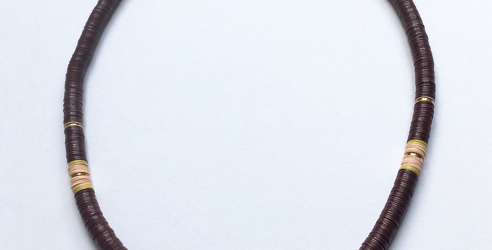 Collier Caramelo