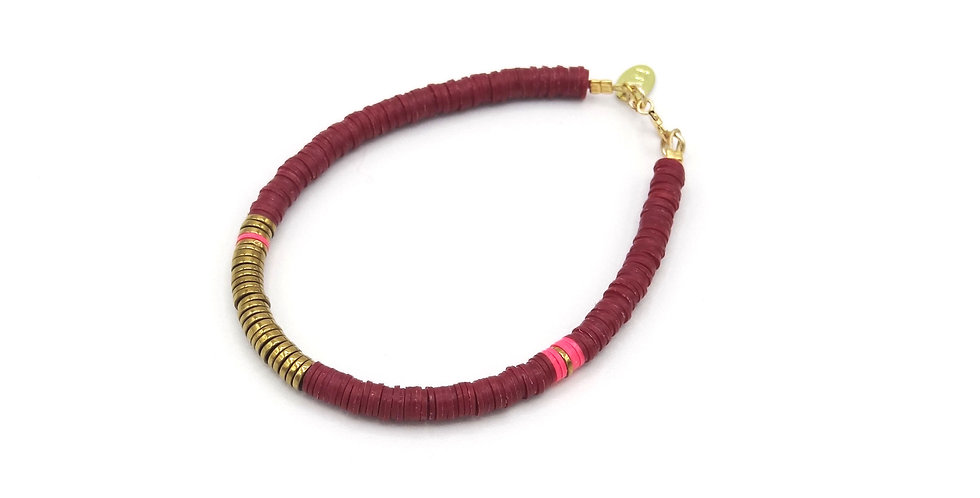 Bracelet Prune 4