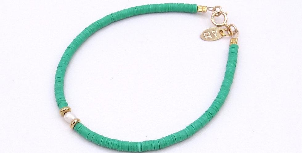 Bracelet Josei Menthe