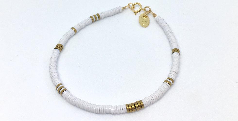 Bracelet Shakku Blanc