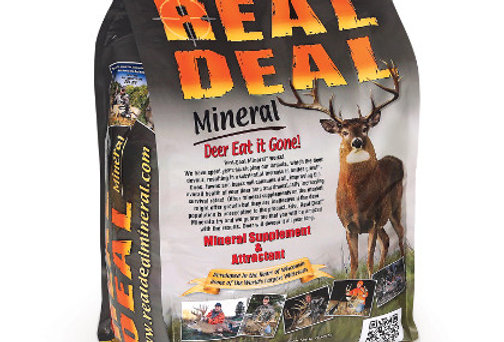 Real Deal Mineral 19lb Bag
