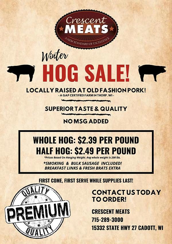 Crescent Hog Sale.jpg