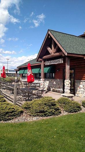 Adventures Restaurant & Pub  Rice Lake, WI