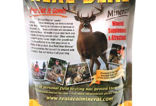 Real Deal Mineral 5.5lb Bag