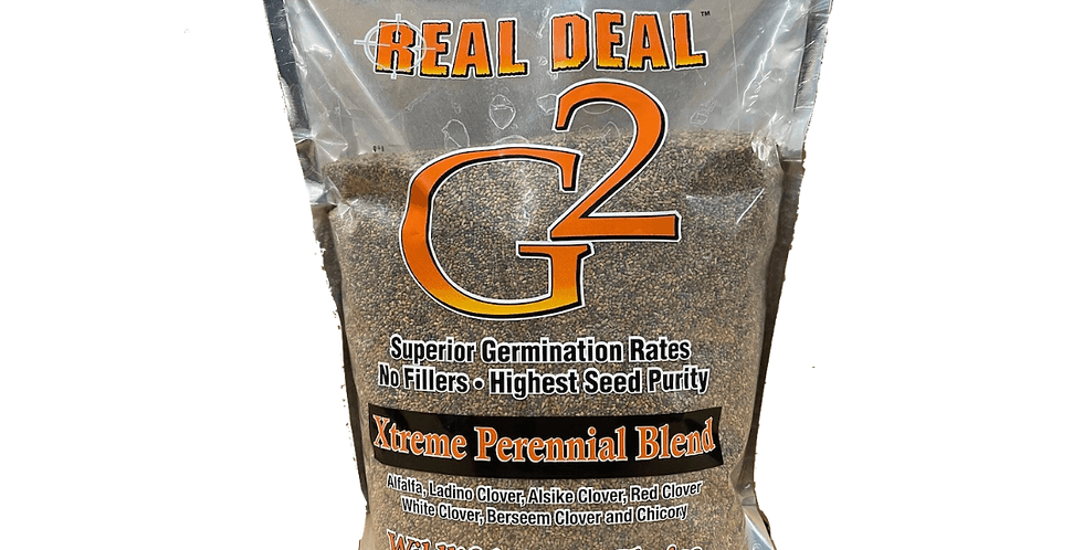 Real Deal G2 Xtreme Perennial Blend 5 lbs - 1/2 Acre
