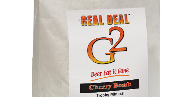 Real Deal G2 Cherry Bomb Mineral 20lb