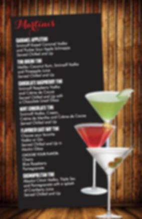 Drinks Menu 10