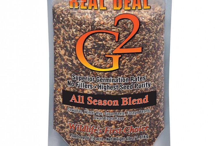 Real Deal G2 All Season Blend 4lb – ¼ Acre