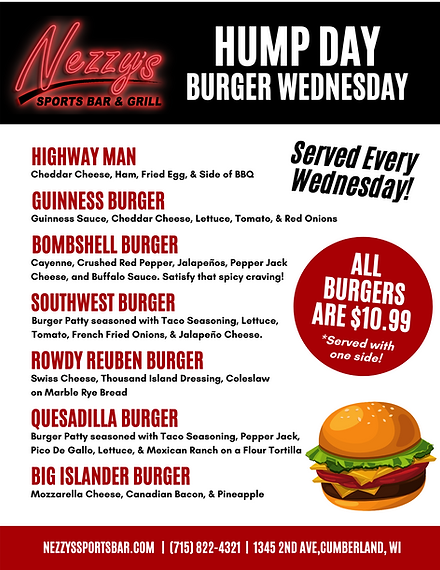 Nezzys Hump Day Burger Wednesday.png