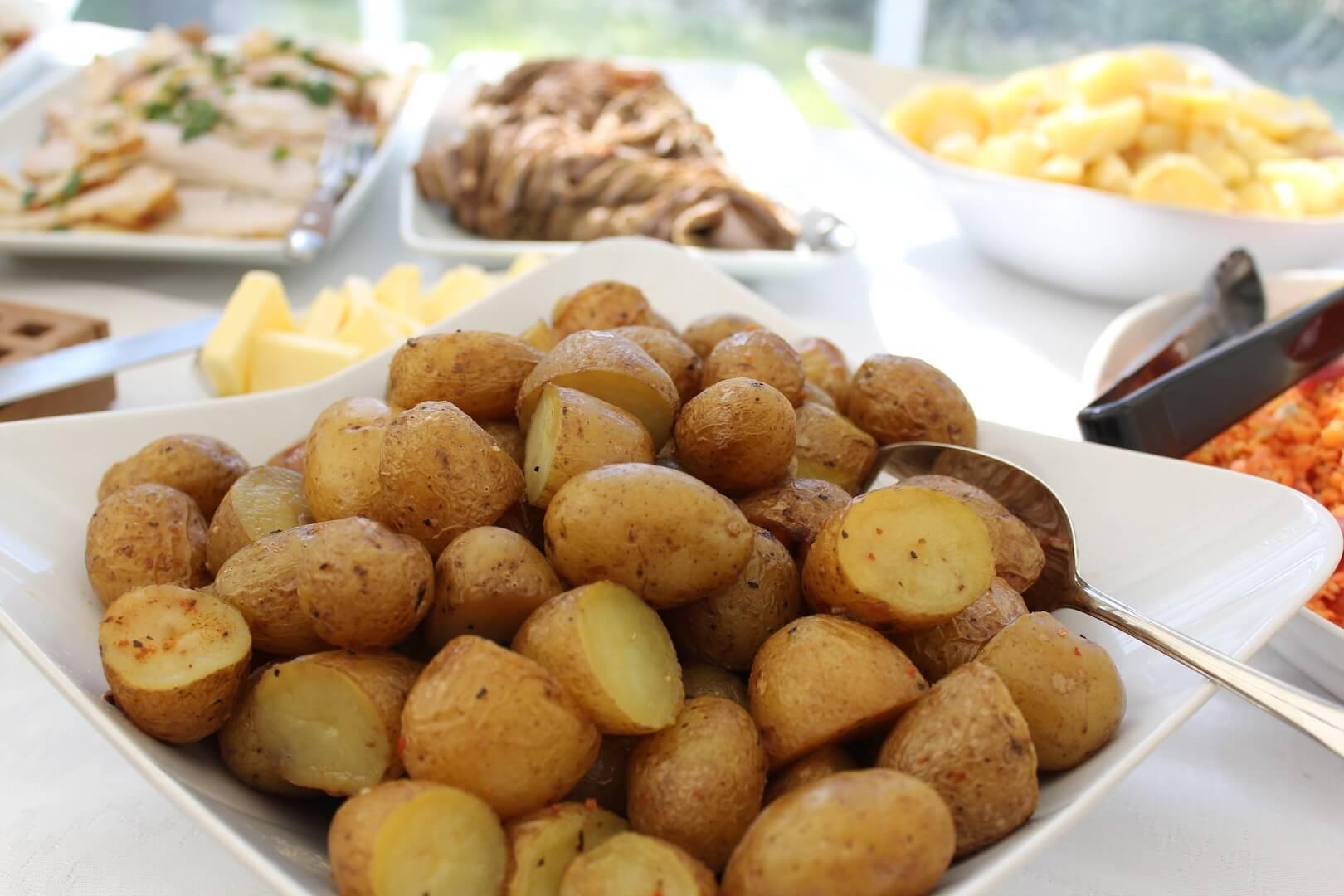 Holcombe Caterer