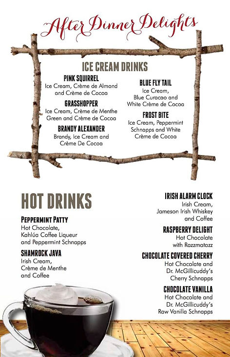 Drinks Menu 9