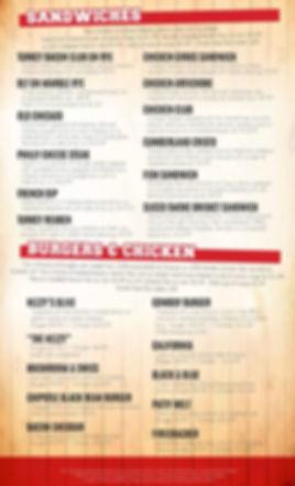 nezzys menu 4