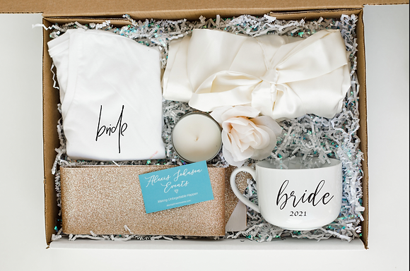 The Bride to Be Box