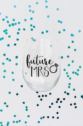 Future Mrs. Wine Glass